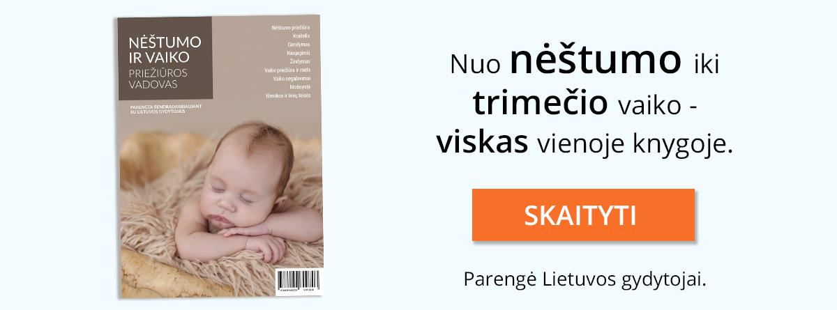 Nėštumo knyga