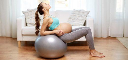 Sportas nėštumo metu