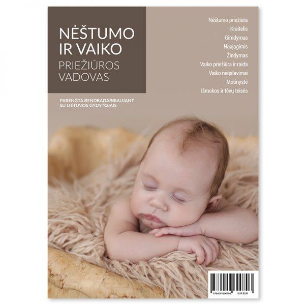 Nėštumo ir vaiko priežiūros vadovas